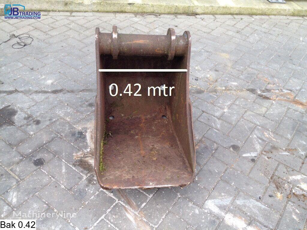 ONBEKEND Deep Bucket kepçe