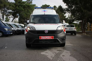 yeni FIAT DOBLO MAXİ XL WİTH EQUİPMENT ambulans