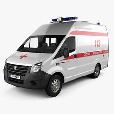yeni GAZ B TYPE GAZelle NEXT AMBULANCE WİTH FULL EQUİPMENT ambulans