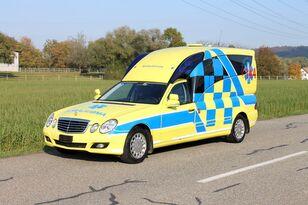 MERCEDES-BENZ E280 hochlang BINZ ambulans