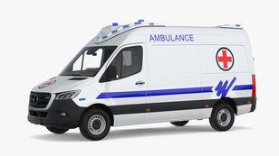 MERCEDES-BENZ SPRİNTER AMBULANCE A TYPE ambulans