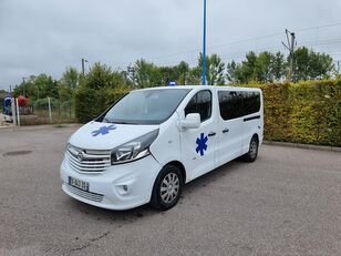 OPEL VIVARO L2H1 - 140 CV - 163 000 KM - 2017 - LES DAUPHINS ambulans