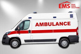 yeni PEUGEOT BOXER AMBULANCE ambulans
