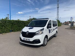 RENAULT TRAFIC L1H1 125 CV 2018 ambulans