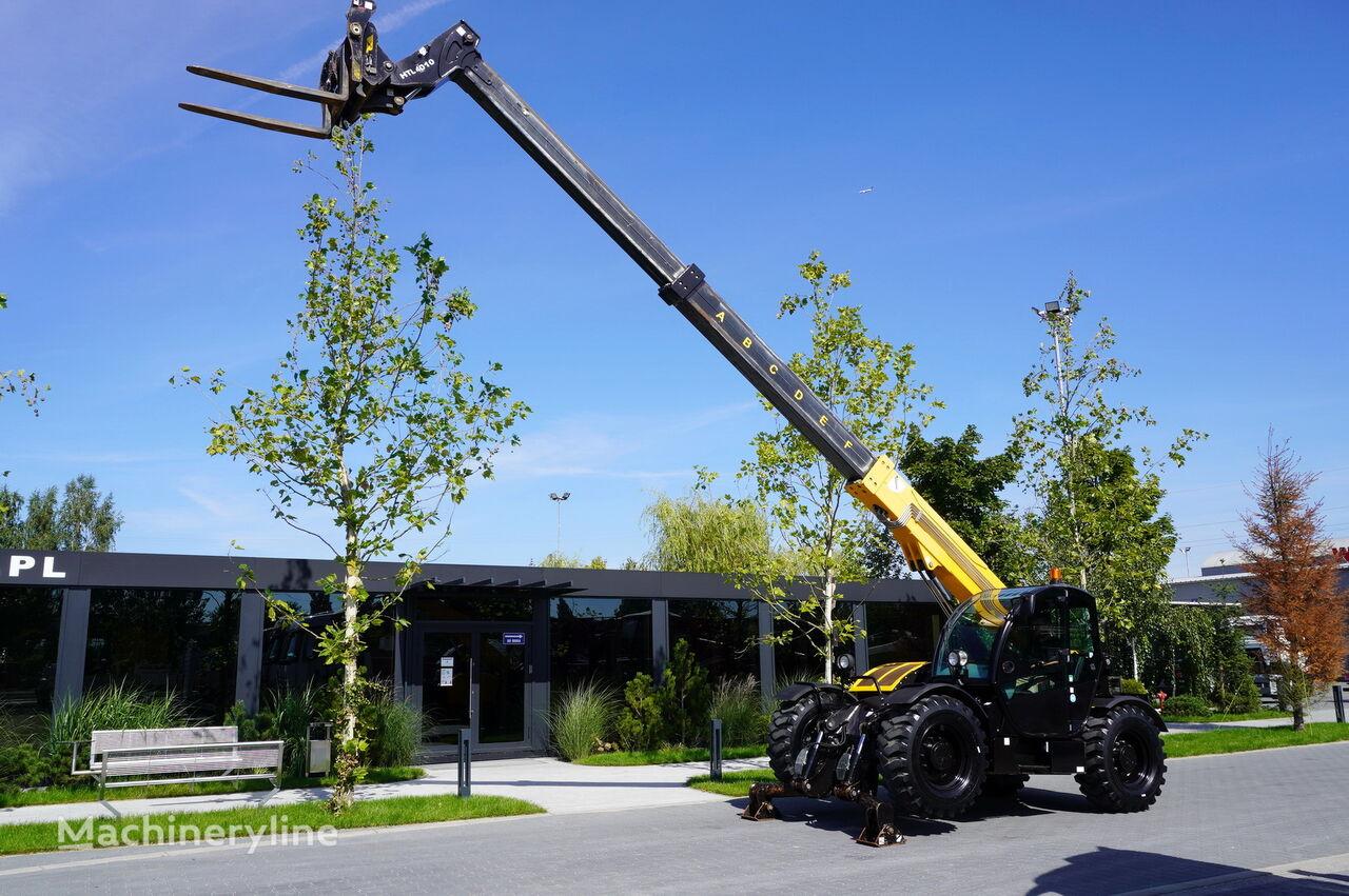 HAULOTTE HTL 4010, 1000 MTH! 4x4x4, supports, 10m - 4.000 kg teleskopik yükleyici