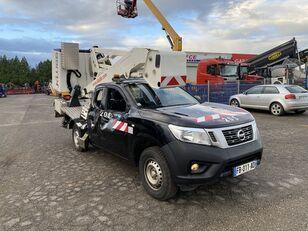 kaza sonrası NISSAN NP 300 NAVARA 2.3DCI 160 araç üstü eklemli