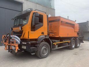 yeni Strassmayr STP PATCHER asfalt geri dönüşüm makinası