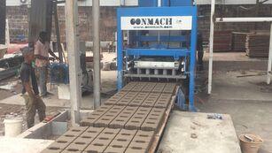 yeni CONMACH BlockKing-25FSS Concrete Block Making Machine-10.000 units/shift beton blok makinesi