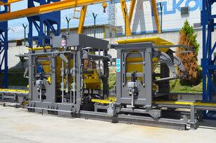 yeni ELKON ELKOBLOCK-36S FULLY AUTOMATIC SINGLE LAYER Concrete Block Machin beton blok makinesi