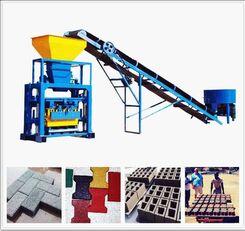 yeni ITK CHINA 10000 beton blok makinesi