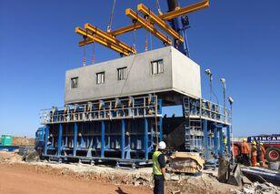yeni SUMAB Vibrating tables for the production of concrete panels beton blok makinesi