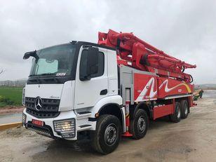 yeni KCP 46m - AROCS 4143 8x4/4 - Mercedes-Benz - NUEVO - beton pompası
