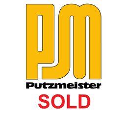 MAN 33372  şaside Putzmeister BSF 36-4.09H beton pompası