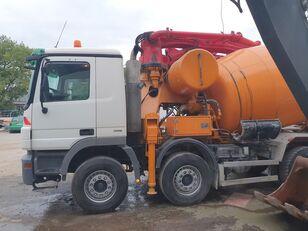 MERCEDES-BENZ Actros 3244 8x4 CIFA 28m+9m3 mixer-pump, very nice pump şaside Cifa 28m+9m3 beton pompası