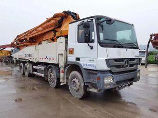 MERCEDES-BENZ Actros 4141-52m şaside Zoomlion ZLJ5419THB beton pompası