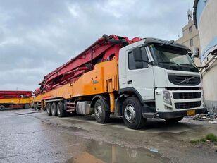 VOLVO SANY 62m on  VOLVO--10*4 Truck şaside Sany SY5510THB beton pompası