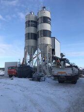 yeni AZ-MACHINERY 160 M3/H beton santrali