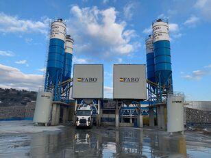 yeni FABO POWERMIX-200 STATIONARY CONCRETE BATCHING PLANT beton santrali