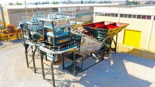 yeni FABO TURBOMIX-120 MOBILE CONCRETE PLANT READY IN STOCK beton santrali