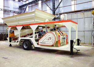 yeni MESAS 35 m3/h MINI COMPACT Concrete Plant beton santrali