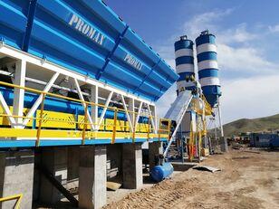 yeni PROMAX Impianto di betonaggio compatto PROMAX C100-TWN-LINE (100m³ / h) beton santrali