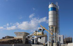 yeni PROMAX  Mobile Concrete Batching Plant M100-TWN (100m3/h) beton santrali
