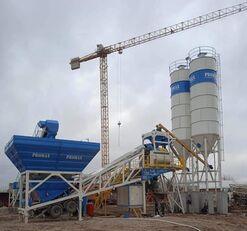 yeni PROMAX Mobile Concrete Batching Plant PROMAX M120-TWN (120m/h) beton santrali