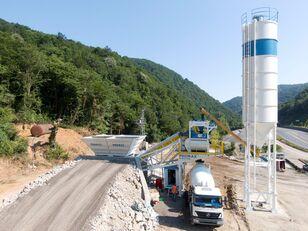 yeni PROMAX Planta de Hormigón Móvil M100-TWN (100m³/h) beton santrali