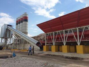 yeni PROMAX STATIONARY Concrete Batching Plant S160-TWN (160m3/h) beton santrali