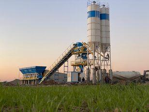 PROMAX Stationary Concrete Plant S130-TWN (130m3/h) beton santrali
