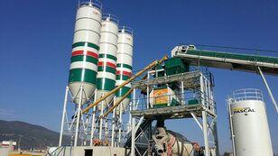 yeni Plusmix 100m³/hour Stationary Concrete Plant -BETONYY ZAV beton santrali