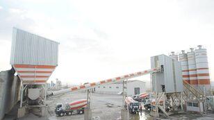 yeni SEMIX   240 m³/ h beton santrali