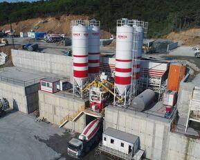 yeni SEMIX LES CENTRALES À BÉTON FIXES Stationnaire 200 beton santrali