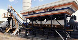 yeni SEMIX  MOBILE CONCRETE BATCHING PLANTS 60m³/h beton santrali
