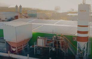 yeni SEMIX Stationary 100 STATIONARY CONCRETE BATCHING PLANTS 100m³/h beton santrali