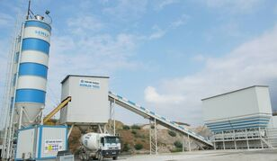 yeni SEMIX  Stationary 160 STATIONARY CONCRETE BATCHING PLANTS 160m³/h beton santrali
