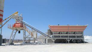 yeni SEMIX TURKMOBIL 100 S4 MOBILNÉ BETONÁRNE beton santrali