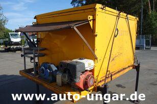 OLETTO 2m³ Thermo Asphalt Container Hot Box H02 wie A.T.C. / HMB çatlak dolgu makinası