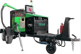 yeni TICAB ASPHALT CRACK SEALING BPM-500 çatlak dolgu makinası