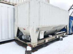 TECNIWELL TW-33T cimento silosu