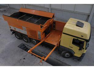 Srt makina ASPHALT PATCH ROBOT, MACHINE OF ASPHALT ROAD MAINTENANCE diğer inşaat makineleri