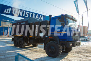 UNISTEAM ППУА на метане серии UNISTEAM-M2UG УРАЛ 4320-16 diğer inşaat makineleri