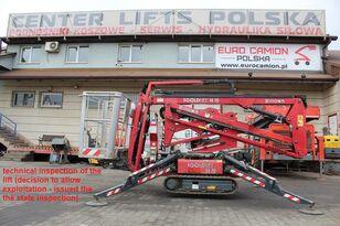 HINOWA Goldlift 1470 - 14 m oil&steel octopussy 1412, cte, teupen, omme eklemli platform