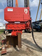 PVE 2313 vibro with PVE 250 power unit  kazık çakma