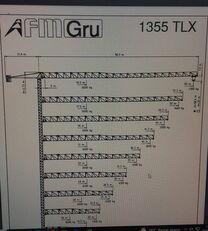 FMGru TLX 1355 kule vinç