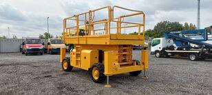 HAULOTTE H15SX - 15m, 4x4, diesel makaslı platform