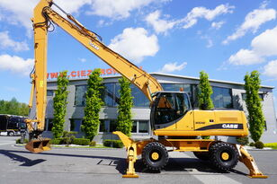CASE WX240 , 23t , LONG REACH 16m , 4k MTH , hydraulic bucket , joyst paletli ekskavatör