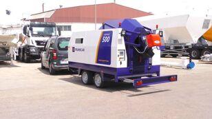 yeni FRUMECAR Asphalt Recycler 500 rehabilitasyon makinesi