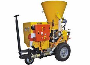 ALIVA 257 TOP sabit beton pompası
