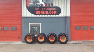 Tianli single tires 600/50x22.5 tekerlekli ekskavatör